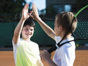Tennis Success - Doubles Tournament