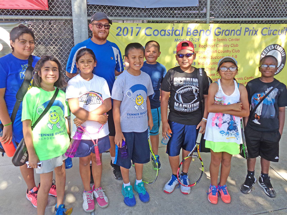 Tennis Success Jr Grand Prix
