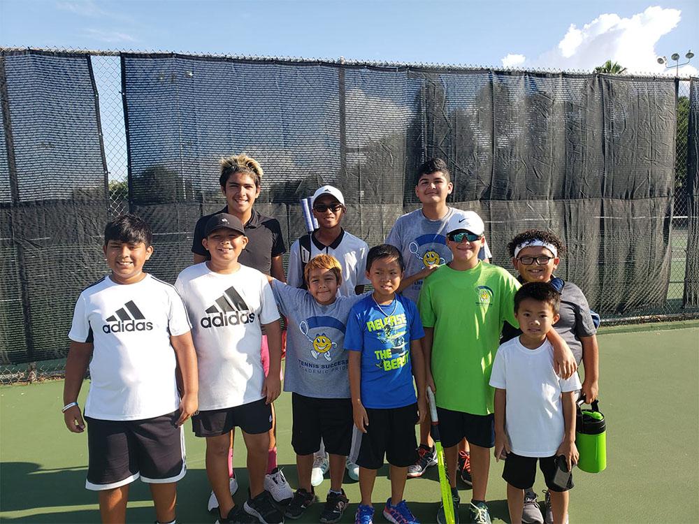 Tennis Success Play Days