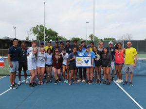 Tennis Success - Whatabuger